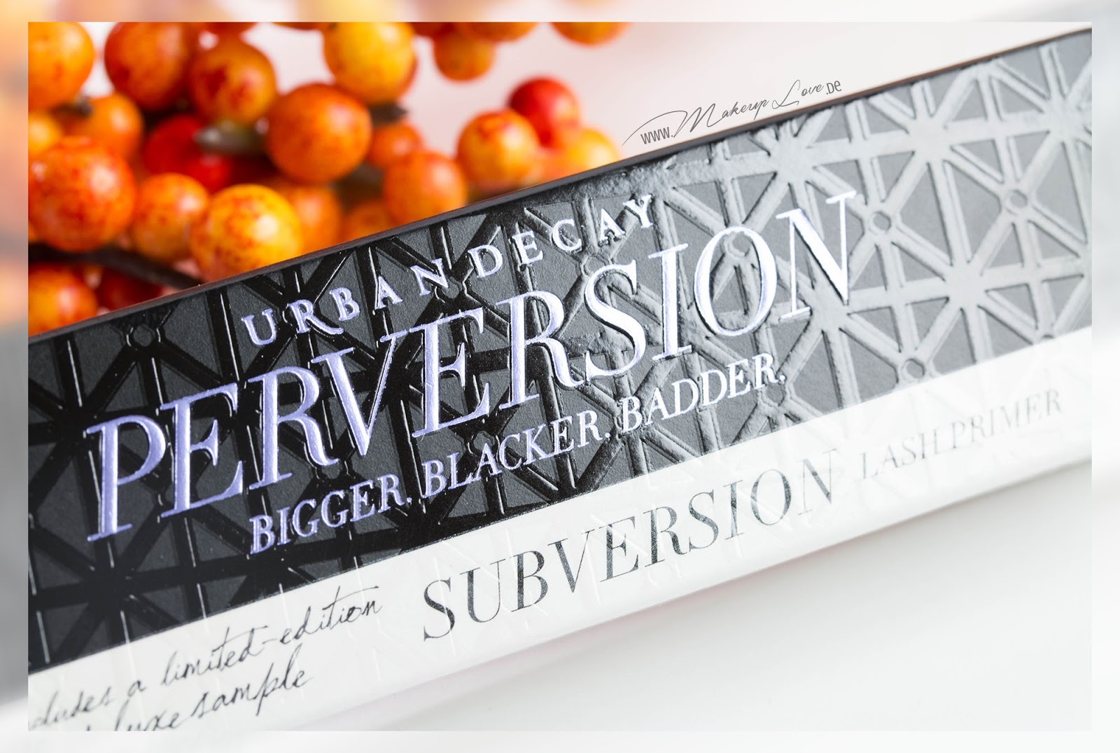 Urban Decay Perversion Mascara Subversion Lash Primer