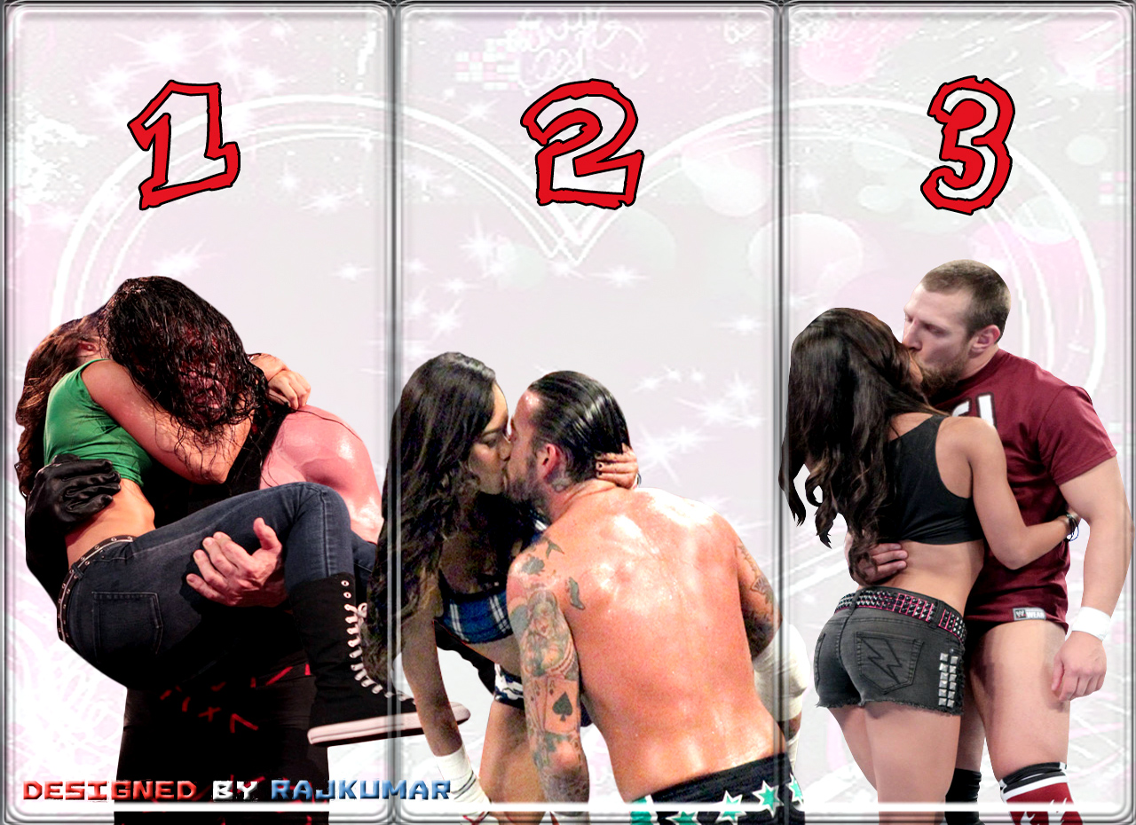 Kiss and Tell: AJ Lee rates her WWE lip-locks | WWE.com