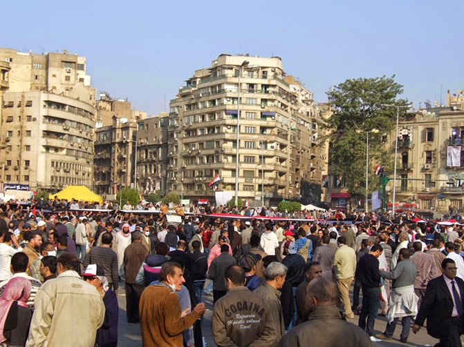 Egypt - fattest people ranked 5th