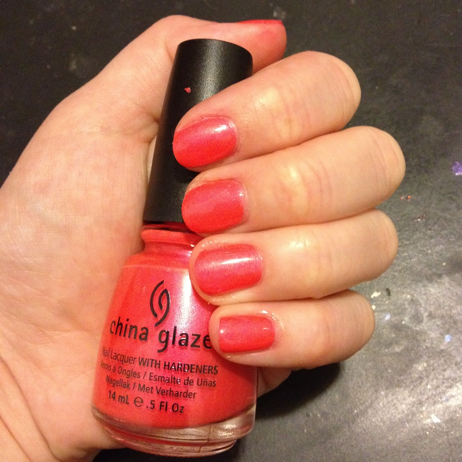 Boys Nail Polish: The Beauty Of Life: Two Bright Manicures This Week: Essie