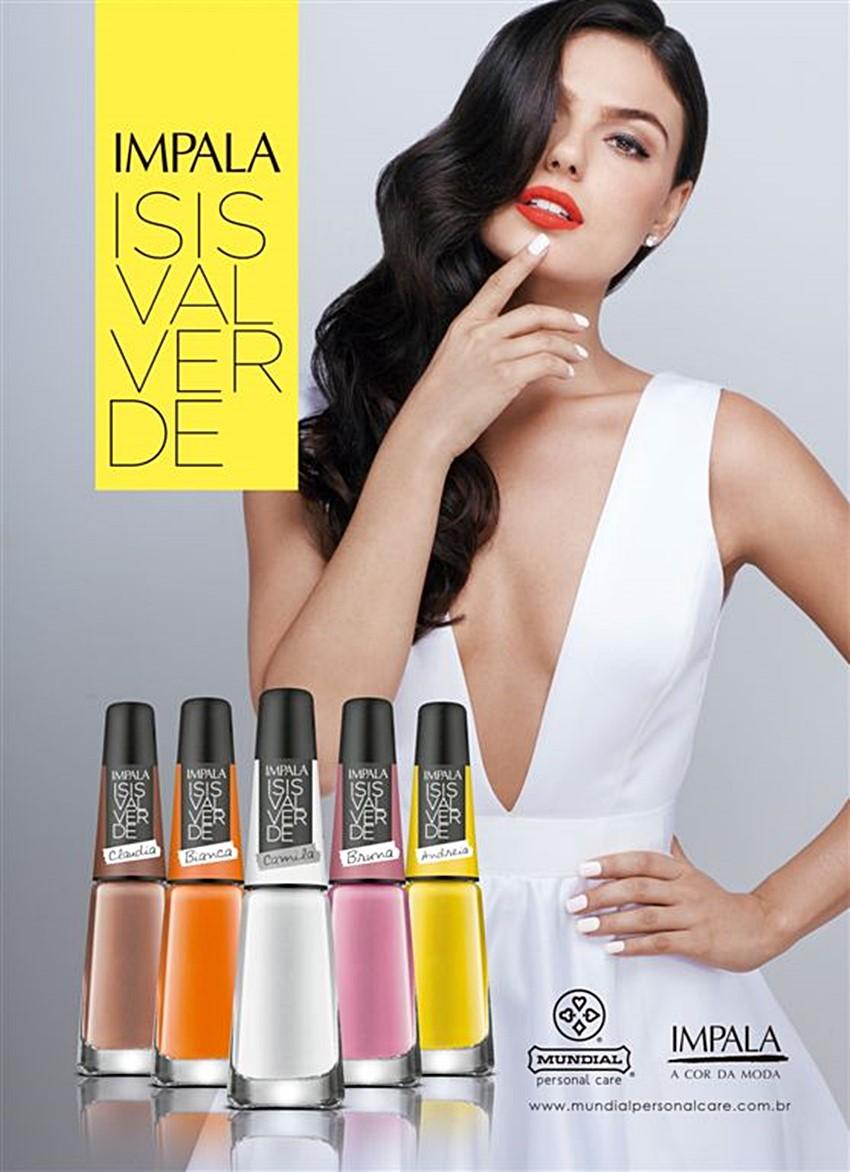 Impala e Isis Valverde lançam coleção verão 2015!