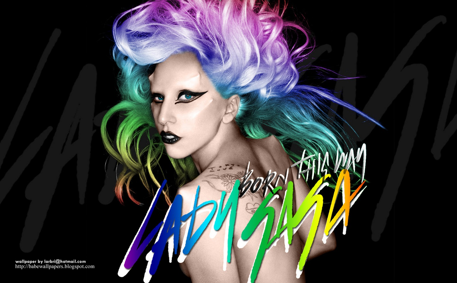 Lady Gaga Wallpapers