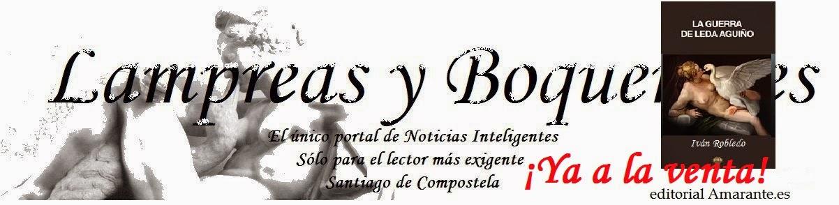 Lampreas Y Boquerones   La Actualidad Informativa de Santiago de Compostela