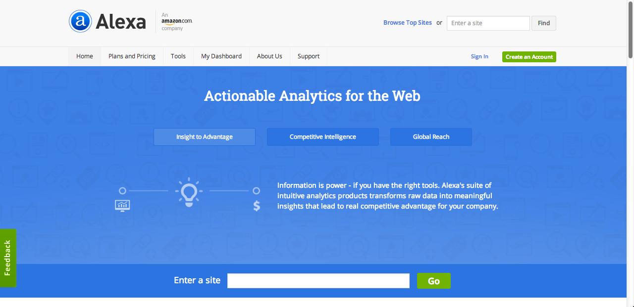Alexa.com Gets a Newer Website Look Launching Very Soon