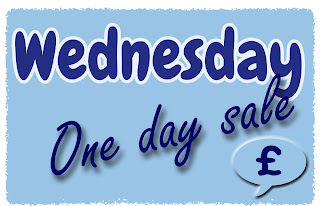 Wednesday One Day Sale