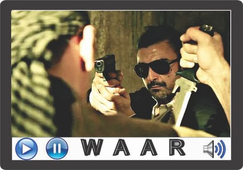 waar movie full fight seen