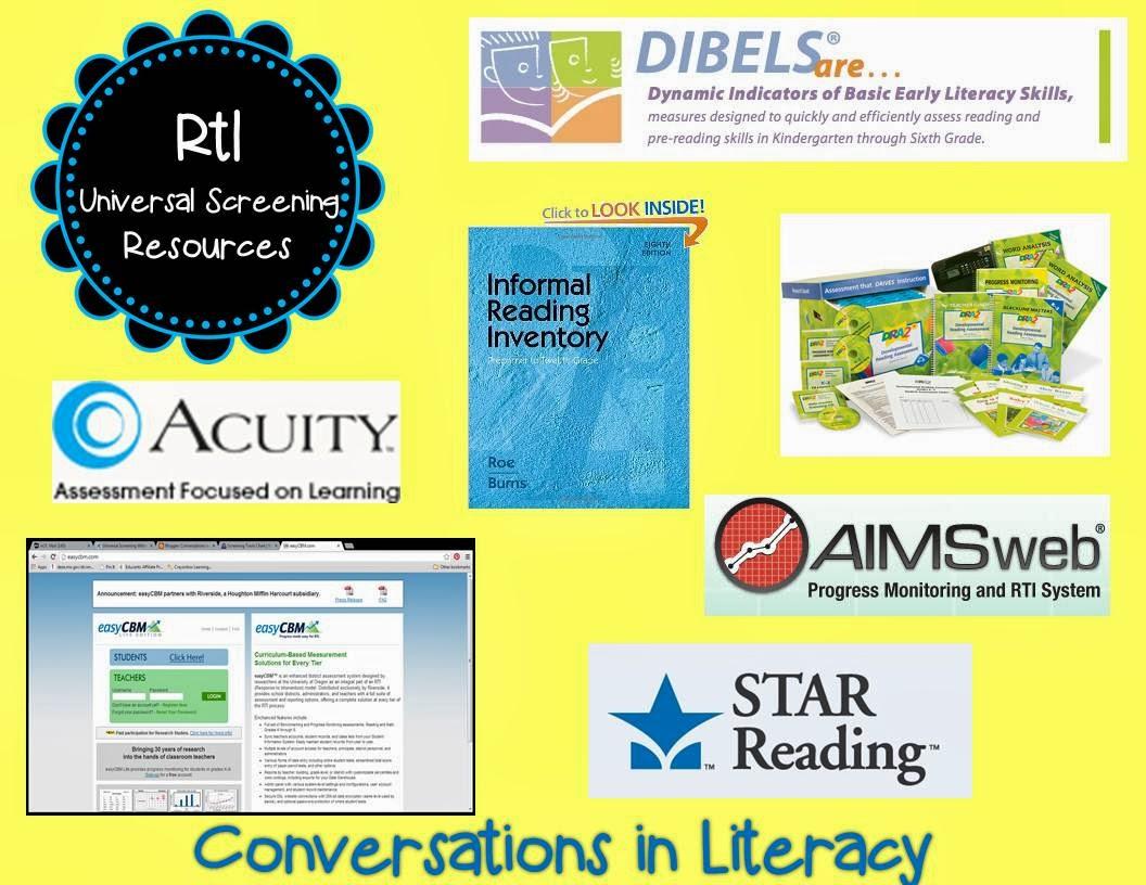 Conversations i... Easycbm Reading Fluency