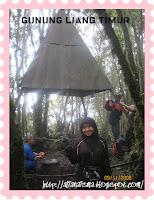 Gunung Liang Timur - Nov 2008