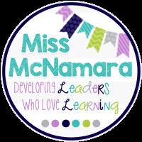 Miss McNamara