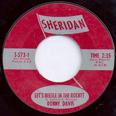 Ronny Davis - Let\'s Beetle In The Rocket - To Have You, To Hold You, To Love You