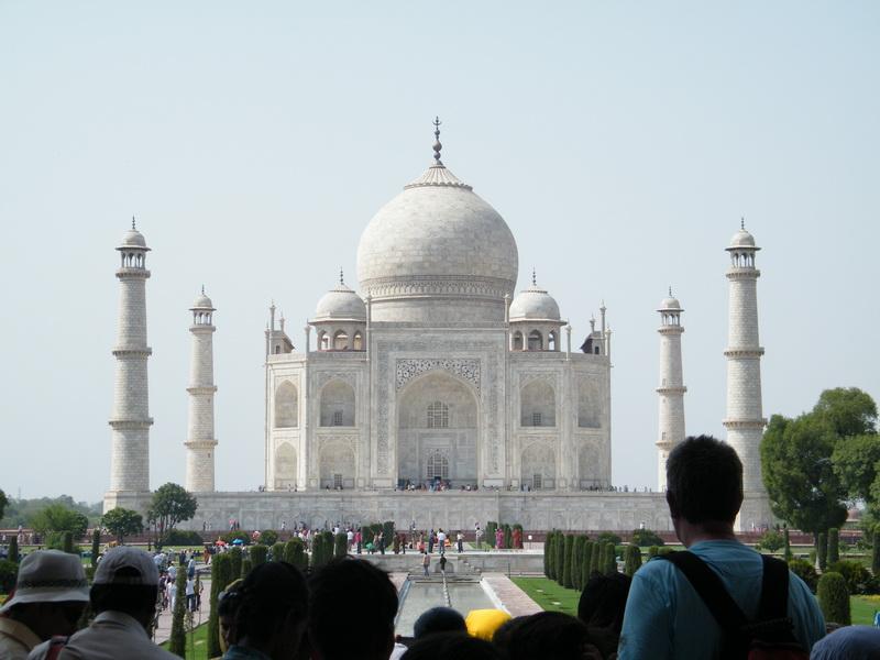 Agra Tai Mahal
