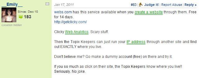 topix gossip website
