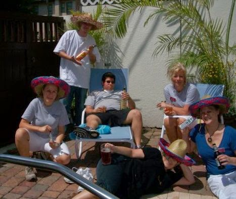 Cinco de Mayo - St Francis Inn-style! 3  9 St. Francis Inn St. Augustine Bed and Breakfast