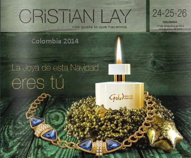 catalogo cristian lay C-24-25-26 2014 colombia