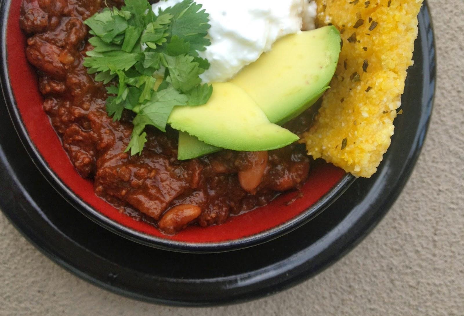 Savouring Stella: The Best Chili Of Your Life: Chili Negro