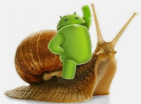 cara mengatasi android lelet