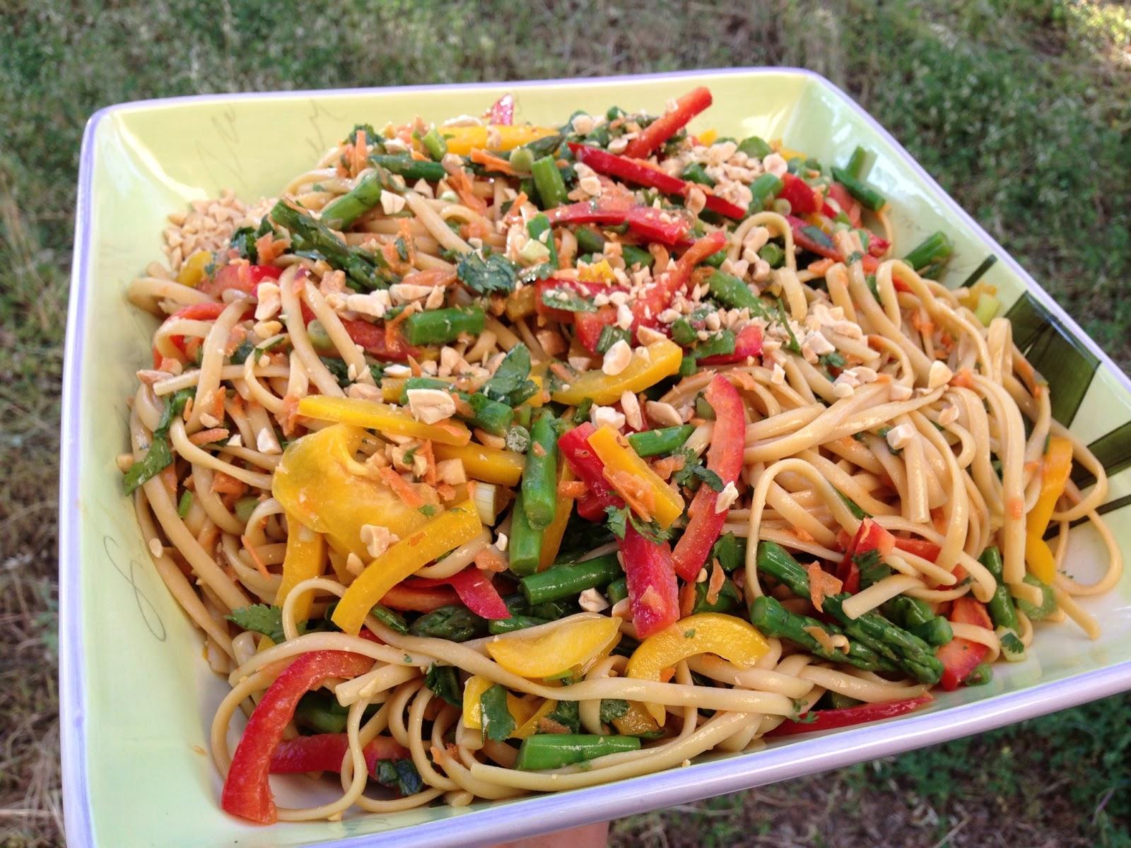 Spicy Thai Noodles With Shrimp Spicy Thai Noodles With Shrimp