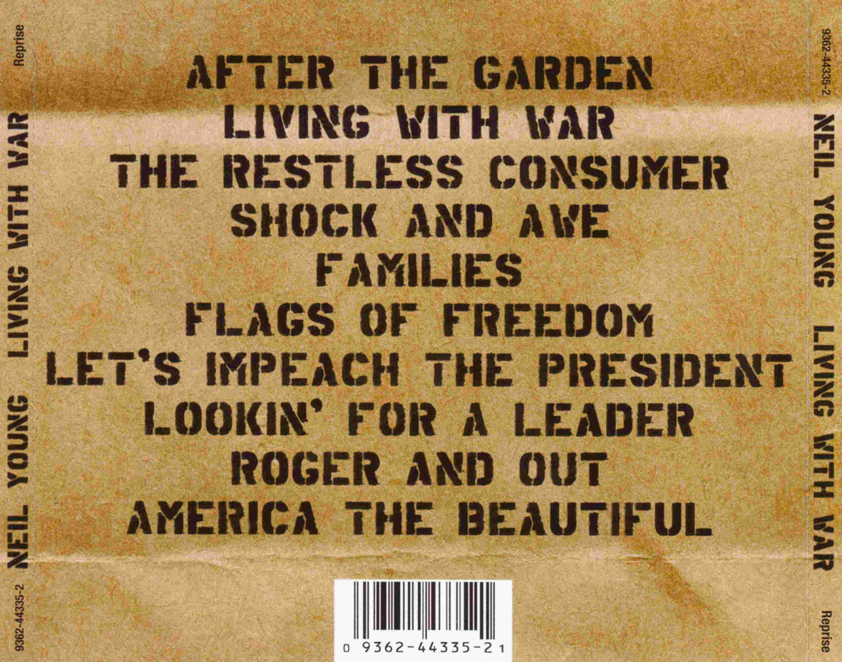 letra neil young america the beautiful: