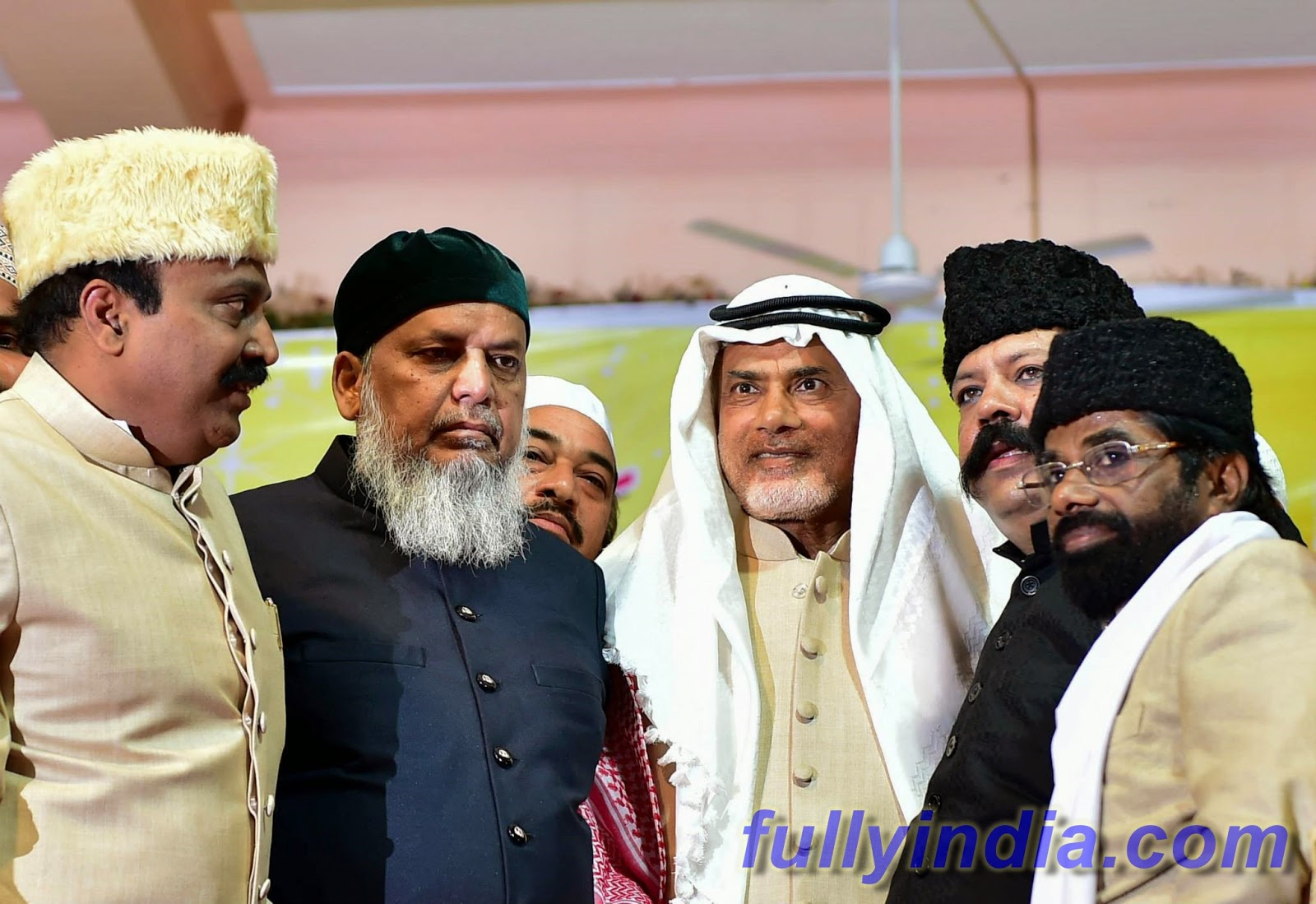 Andhra-Pradesh-Chief-Minister-at-Iftar-Party-in-Hyderabad