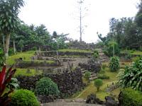 Taman Purbakala Cipari Kuningan Jawa Barat