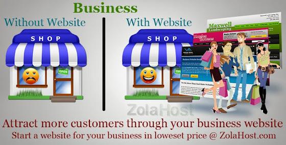 வியாபாரத்தை பெருக்க வழிகள் இதோ...! Zolahost-web-designing-service