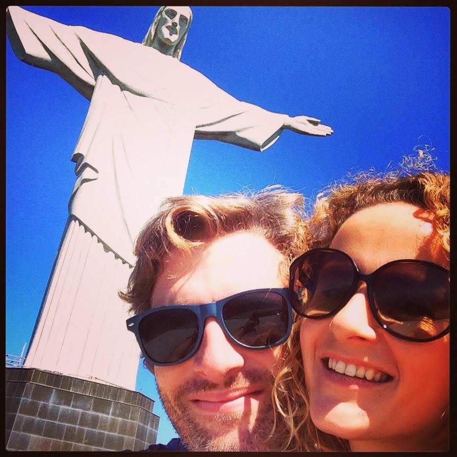 christo redeemer rio de janeiro brazil