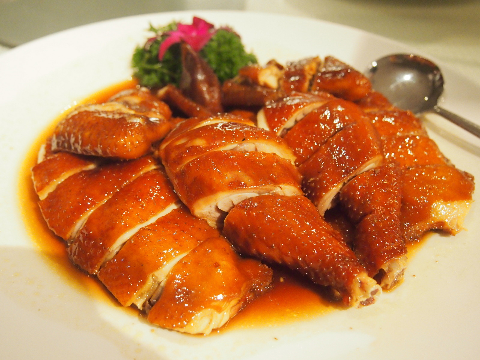 by smoking in tea tea smoked chicken its tea smoked chicken provides ...