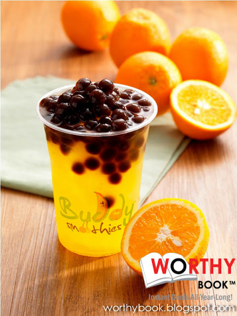 Buddy Soy Smoothies