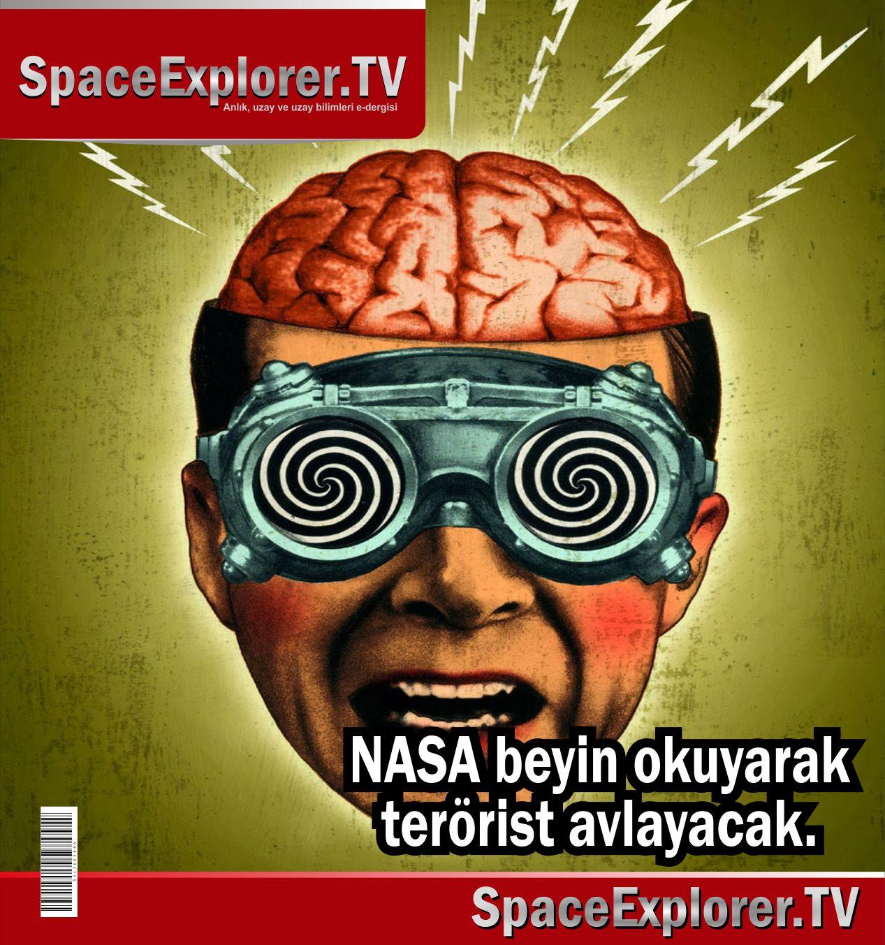 NASA beyin okuyarak terörist avlayacak