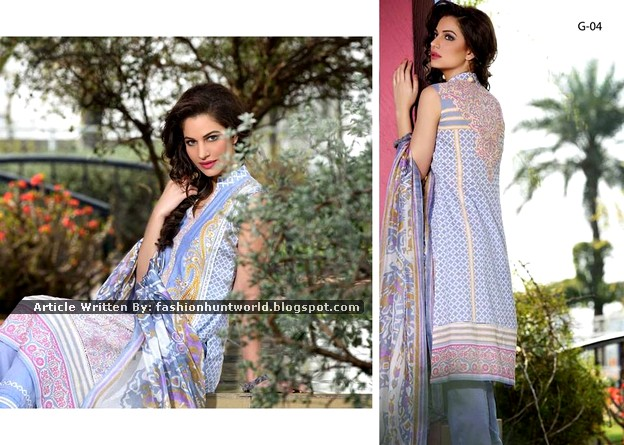 Gohar Lawn Collection 2015-2016 - 012