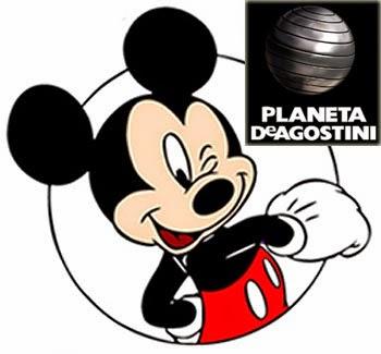 Logo Coleccionable Don Miki-Editorial Planeta DeAgostini