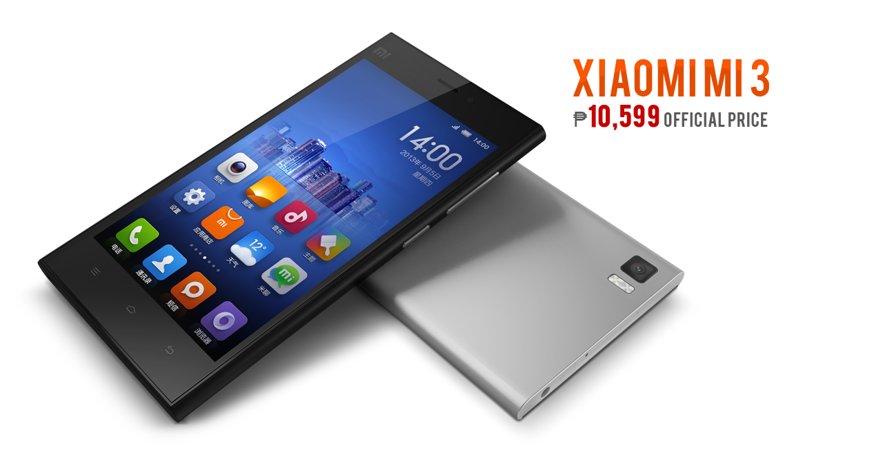 aanbiedingen voor where can i buy xiaomi mi3 in the philippines the Spinoff