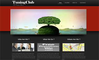 TuningClub WordPress Theme