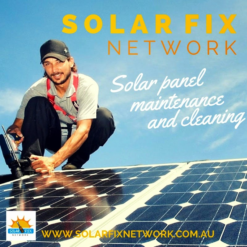 Adelaide solar panel cleaning and maintenance services from Solar Fix Network