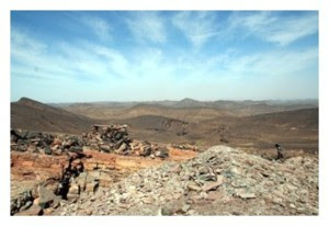 Depositd of Bou Nemrou (Morocco)