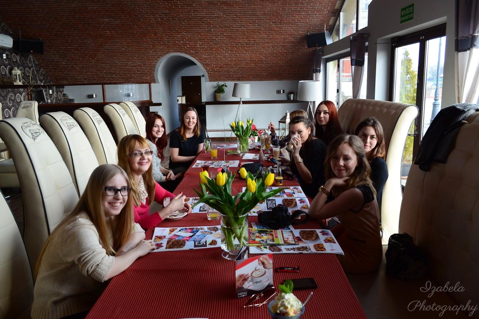 Spotkanie lubuskich blogerek | Gorzów Wlkp | 07.03.2015 | Fotorelacja