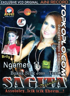 Download mp3 dangdut koplo Om Sagita Album Ngamen 11 Full Album gratis