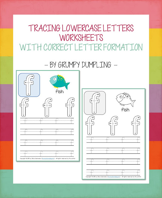 https://www.teacherspayteachers.com/Product/Tracing-Letters-BW-and-Color-Worksheets-Lowercase-Letters-2120990
