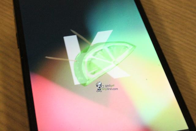 Android 4.4 KitKat screenshot