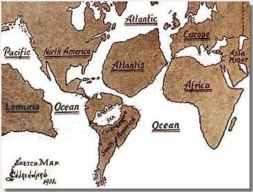 Peradaban Atlantis dan Lemuria Dalam Tafsir Qur'an dan Hadist