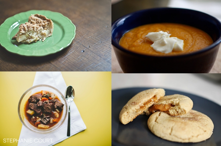recipes for fall