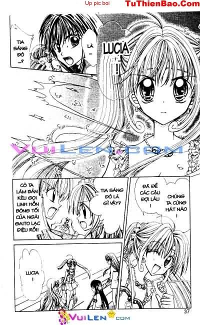 Viên Ngọc Nàng Tiên Cá Chapter 4 - Trang 37