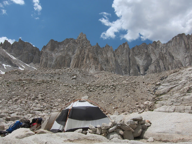 Mount Whitney Trail Camp