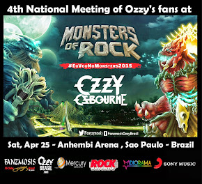 MONSTERS OF ROCK BRASIL