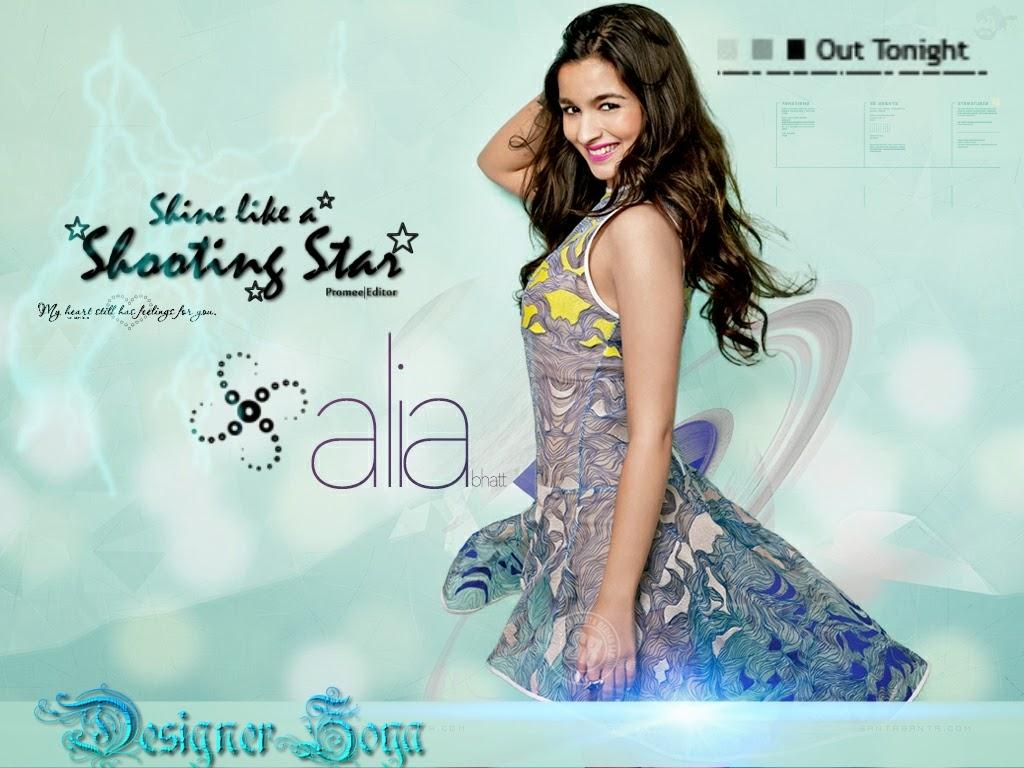 Stylish Dp: **_** ALIA BHATT edited pics **_**