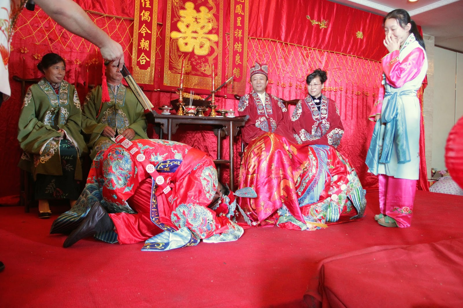 chinese wedding tradition essay Different cultures have their own tradition to and chinese marriage theology religion essay processes in traditional chinese wedding are the.