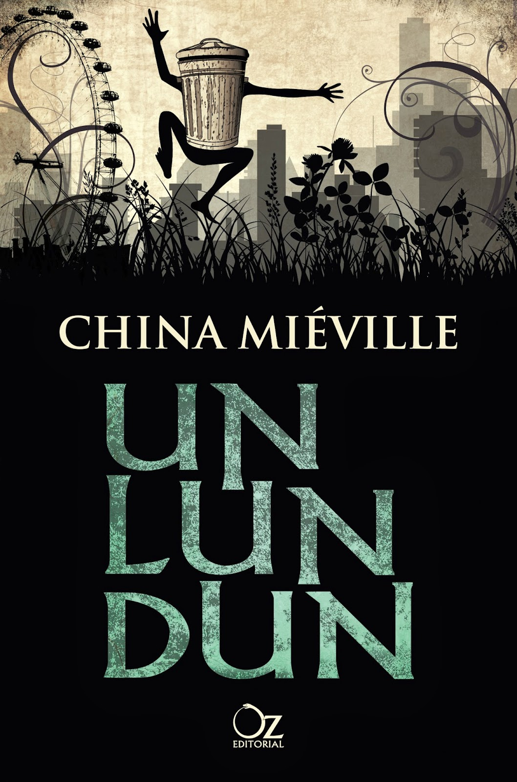 Un Lun Dun, De China Mi�ville