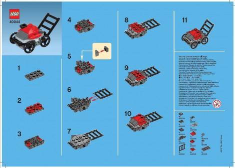 My Favourite: June Mini Modular Build