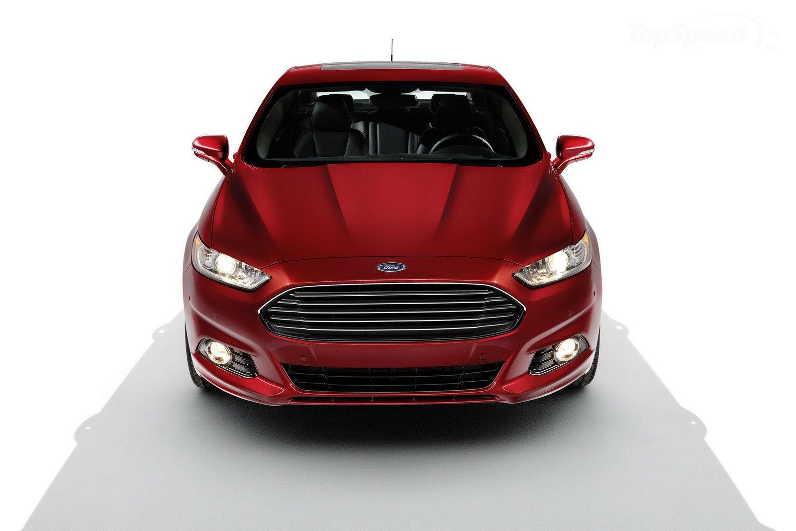 auto 2013 Ford Fusion