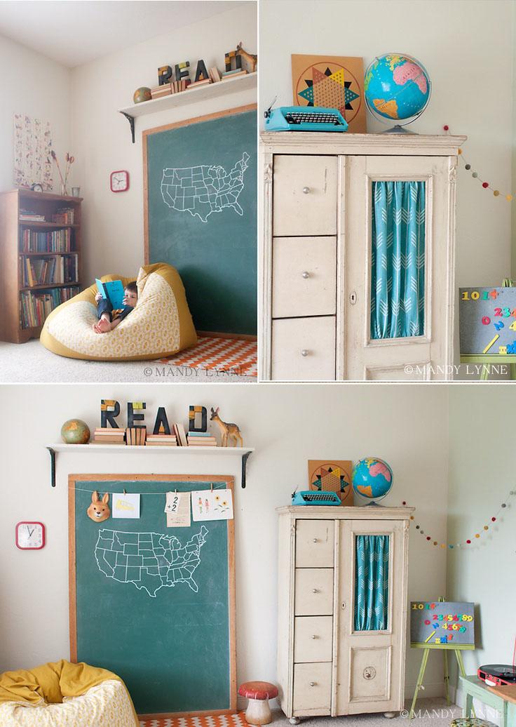 Mommo design reading nooks for Design reading room
